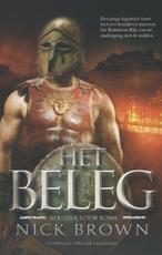 Het beleg - Nick Brown (ISBN 9789045202464)