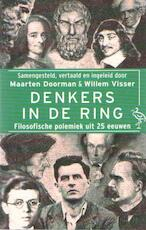 Denkers in de ring - Maarten Doorman, Willem Visser (ISBN 9789057132261)