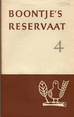 Boontje's reservaat 4 - Louis Paul Boon