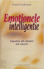 Emotionele intelligentie - Daniel Goleman, Amp, Mirjam Westbroek (ISBN 9789025406691)