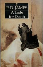 A Taste for Death - P. D. James (ISBN 9780571145706)