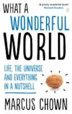 What a Wonderful World - Marcus Chown (ISBN 9780571278411)