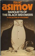 Banquets of the Black Widowers - Isaac Asimov (ISBN 9780246126733)