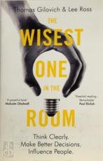 Wisest One in the Room - Thomas Gilovich (ISBN 9781786070555)