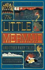 Minalima illustrated classics: Little mermaid and other fairy tales (illustrated with interactive elements) - hans christian andersen (ISBN 9780062692597)