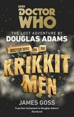 Doctor who and the krikkitmen - douglas adams (ISBN 9781785941061)