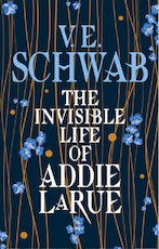 The invisible life of addie larue - V. E. Schwab (ISBN 9781789095593)