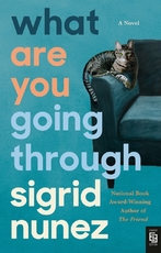 What are you going through - Sigrid Nunez (ISBN 9780593329009)
