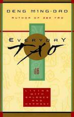 Everyday Tao - Ming-Dao Deng (ISBN 9780062513953)
