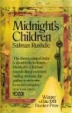 Midnight's children - Salman Rushdie (ISBN 9780330267144)