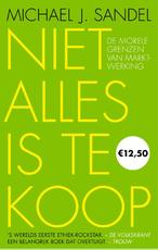 Niet alles is te koop - Michael Sandel (ISBN 9789025904326)