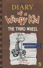 Diary of a Wimpy Kid: The Third Wheel (Book 7) - jeff kinney (ISBN 9780141345741)