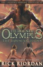 Heroes of Olympus 4. The House of Hades - rick riordan (ISBN 9780141339207)