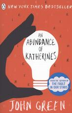 Abundance of Katherines - John Green (ISBN 9780141346090)