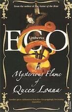 The Mysterious Flame of Queen Loana - Umberto Eco (ISBN 9780099481379)