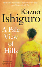 Pale View of Hills - kazuo ishiguro (ISBN 9780571258253)