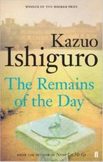 Remains of the Day - kazuo ishiguro (ISBN 9780571258246)