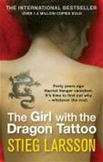 The Girl with the Dragon Tattoo - Stieg Larsson (ISBN 9781847246929)