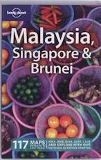 Lonely Planet Malaysia Singapore and Brunei - Simon Richmond, Celeste Brash, Adam ( e.a.) Karlin (ISBN 9781741048872)
