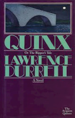 Quinx, or, The ripper's tale - Lawrence Durrell (ISBN 9780140080599)