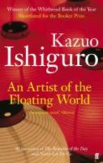 An Artist of the Floating World - kazuo ishiguro (ISBN 9780571283873)