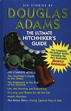 The Ultimate Hitchhiker's Guide to the Galaxy - douglas adams (ISBN 9780385365925)