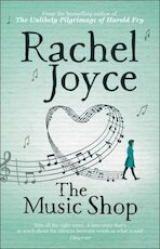 Music shop - Rachel Joyce (ISBN 9780552779456)