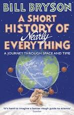Short History of Nearly Everything - bill bryson (ISBN 9781784161859)
