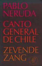 Canto general de Chile - Pablo Neruda (ISBN 9789029532341)