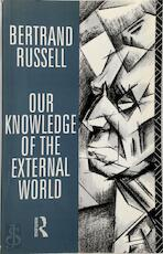 Our Knowledge of the External World - Bertrand Russell (ISBN 9780415096058)