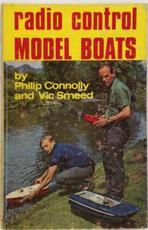 Radio control for model boats - Philip Connolly, V. E. Smeed (ISBN 9780852423769)