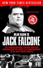 Mijn naam is Jack Falcone - Joaquin Garcia, Michael Levin (ISBN 9789089759139)