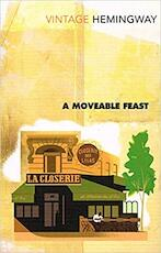 A Moveable Feast - Ernest Hemingway (ISBN 9780099595656)