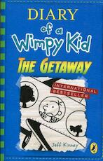 Diary of a Wimpy Kid: The Getaway (book 12) - jeff kinney (ISBN 9780141385259)