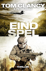 Eindspel (POD) - Tom Clancy, Peter Telep (ISBN 9789021025087)