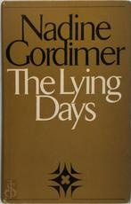 The Lying Days - Nadine Gordimer (ISBN 9780224016346)
