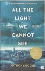 All the Light We Cannot See - Anthony Doerr (ISBN 9780008138301)
