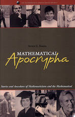 Mathematical Apocrypha