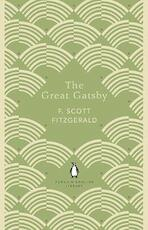 Penguin english library Great gatsby - f scott fitzgerald (ISBN 9780241341469)