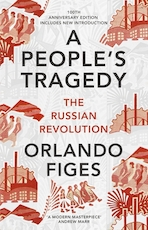 People's tragedy: the russian revolution - orlando figes (ISBN 9781847924513)
