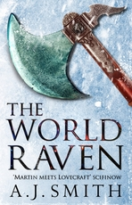 World raven - a j smith (ISBN 9781784080921)