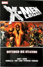 Divided He Stands - Mike Carey (ISBN 9780785130017)