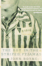 Boy in the Striped Pyjamas, The - john boyne (ISBN 9780552773805)