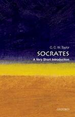 Socrates - A Very Short Introduction - Christopher Charles Whiston Taylor (ISBN 9780192854124)