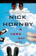 A Long Way Down - Nick Hornby (ISBN 9781594481932)