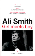 Girl Meets Boy - Ali Smith (ISBN 9781782116332)