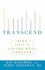 Transcend - Ray Kurzweil, Terry Grossman (ISBN 9781605292076)