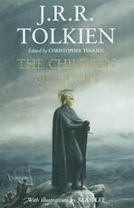 The Children of Húrin - J.R.R. Tolkien, Alan. [illustrations] Lee