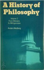 A history of philosophy - Volume 3