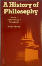 A history of philosophy - Volume 2
